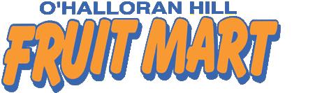 O'Halloran Hill Fruit Mart
